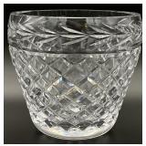 Waterford Crystal Vase / Planter