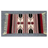 Native American Hand Woven Rug