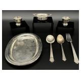 275g Sterling Silver Assorted Items