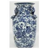 Porcelain Blue and White Vase