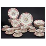 38PC Royal Albert Porcelain China - Lady Carlyle