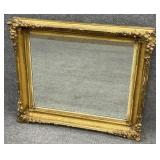 Antique Gold Gilt Wall Mirror