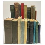 Antique & Vintage Book Grouping