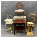 7pc Misc Project Furniture