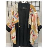 Asian Silk Kimono Jacket