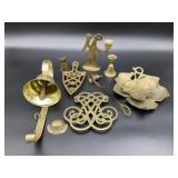 Asst. Vintage Brass Grouping