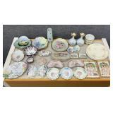 Antique & Vintage Porcelain Grouping
