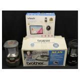 Asst Lights, Baby Monitor & Fax Machine