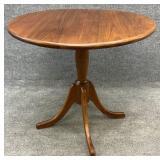 Antique Walnut Pedestal Table