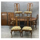 Thomasville Cherry Table & 6 Chairs
