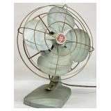 Vintage GE General Electric Retro Metal Fan