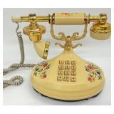 Empress French Style Retro Push Button Telephone