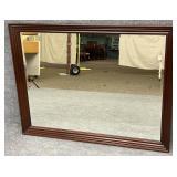Link Taylor Mahogany Mirror
