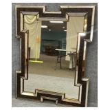 Angular Decorative Mirror