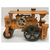 Huber Cast Iron Steam Road Roller