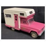 Vintage Tonka Jeep Camper