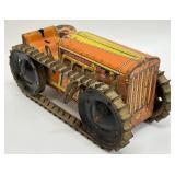 Vintage Marx Tin Tractor
