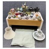 Assorted Decor & Collectibles Grouping