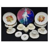 Asst Porcelain & More Grouping