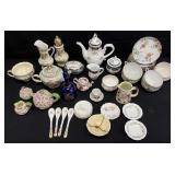 Asst. Vintage / Antique Porcelain Grouping
