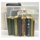 Vintage School Books & More