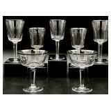 7pc Lenox Maywood? Crystal Wine Glasses