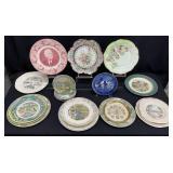 Asst. Antique / Vtg Porcelain Plates