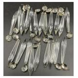 21pc Crystal Prisms