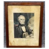Antique Henry Clay Lithograph