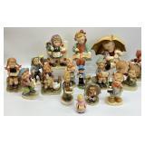 Vintage Japanese Hummel Style Figurines