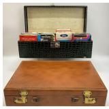 Vintage 8-Track Cassettes & Cases