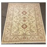 7ft 10in x 10ft 1in Chobi Hand Made Rug