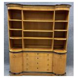 National Mt Airy Bookcase Credenza