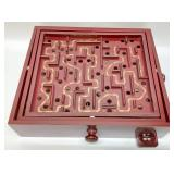 Quality Wooden Labyrinth Game