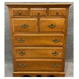 Quality Cherry Chest of Drawers