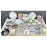 Antique / Vtg Porcelain & More Grouping