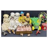 Asst. Vintage Toys & More