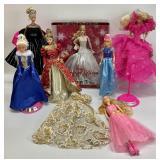 Vintage Barbie Dolls & More