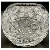 Beautiful Cut Crystal Bowl