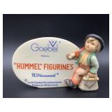 Goebel Hummel Merry Wanderer Plaque #187A