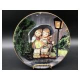 Hummel Stormy Weather Porcelain Plate