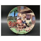Hummel Squeaky Clean Porcelain Plate