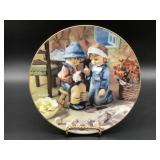 Hummel Tender Loving Care Porcelain Plate
