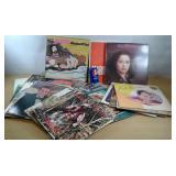 50 vinyles variés / 50 varied vinyl