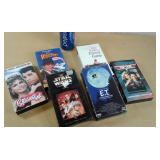 6 classiques en VHS / 6 classics in VHS