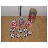 Jetons de poker / Poker chips