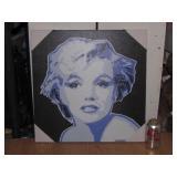 Toile imprimé de Marilyn Monroe