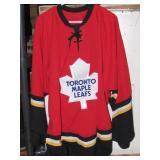 Chandail de hockey Maple leafs de Toronto