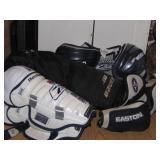 Équipement de hockey pour adulte