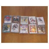 Lot de cartes de hockey / Hockey cards lot